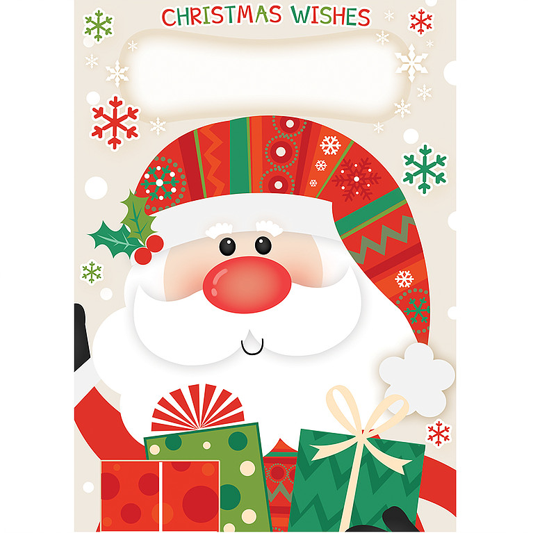 Personalised Christmas Cards - Name Cards 4 U