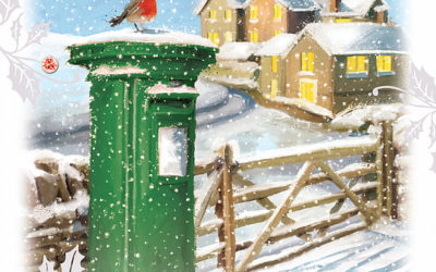 A short history of Christmas Cards