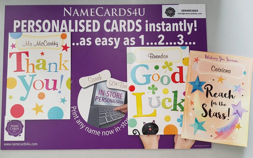 Exams Cards, Good Luck Cards and Thank you Teacher Cards
